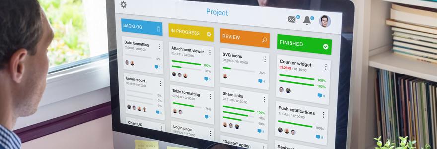 outil de gestion de projet