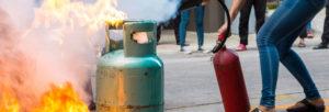 Formation en sécurité incendie